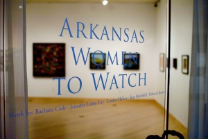Arkansas Women to Watch