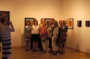 High Fiber- Arkansas Women to Watch Committee, artists